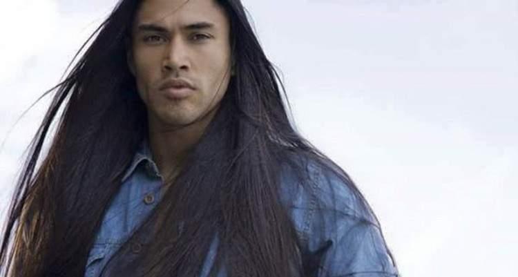 Fotos de indios con pelo largo