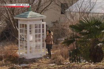 Una cabina telefónica para hablar con los muertos de Fukushima 11