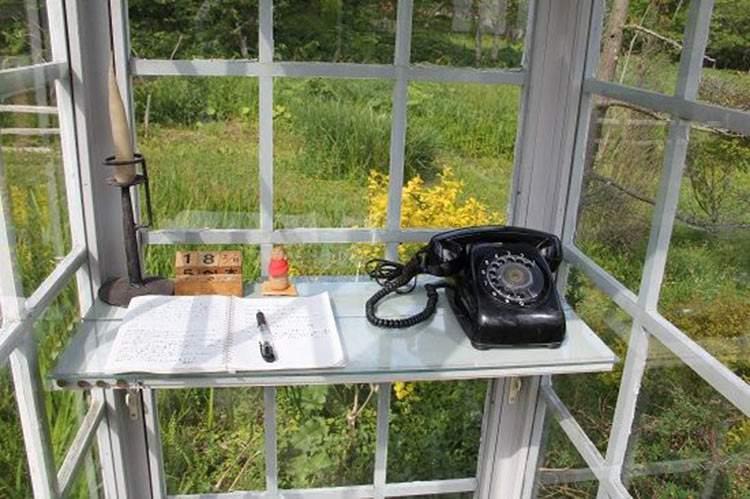 Una cabina telefónica para hablar con los muertos de Fukushima 3