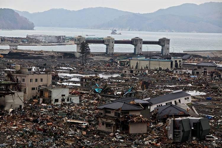 Una cabina telefónica para hablar con los muertos de Fukushima 1