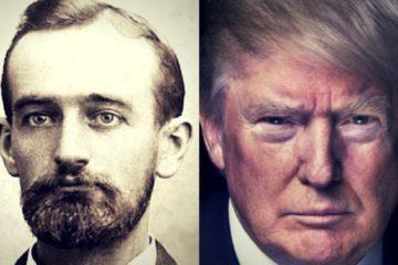 Se hace viral la carta del abuelo alemán de Trump donde rogaba que no lo deportasen 13