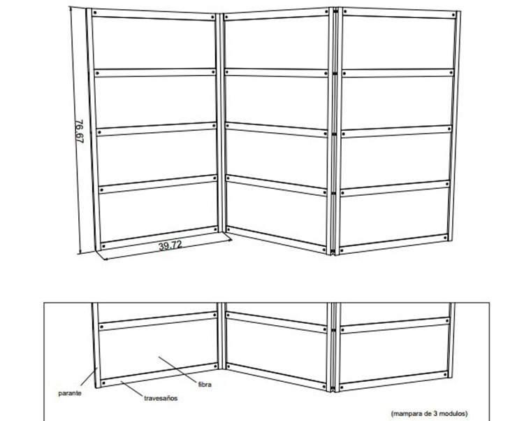 DIY: Planos para armar muebles de madera 5