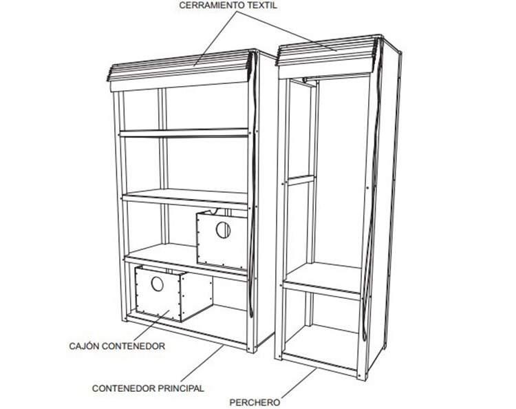 DIY: Planos para armar muebles de madera 7