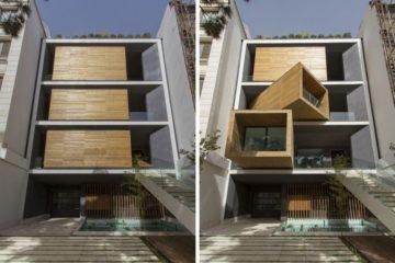 La espectacular casa sostenible que se transforma dependiendo del clima 8
