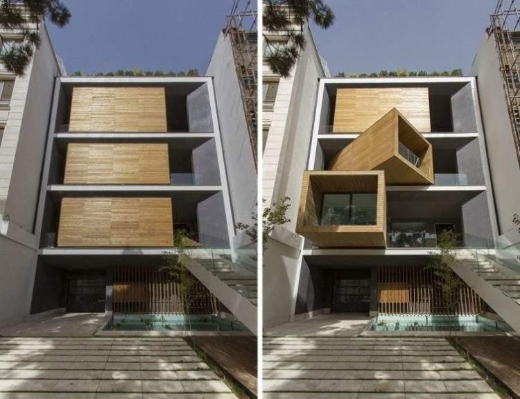 La espectacular casa sostenible que se transforma dependiendo del clima 2