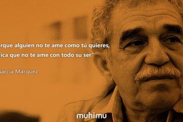 12 frases de Gabriel García Márquez sobre la vida, la muerte y el amor 10