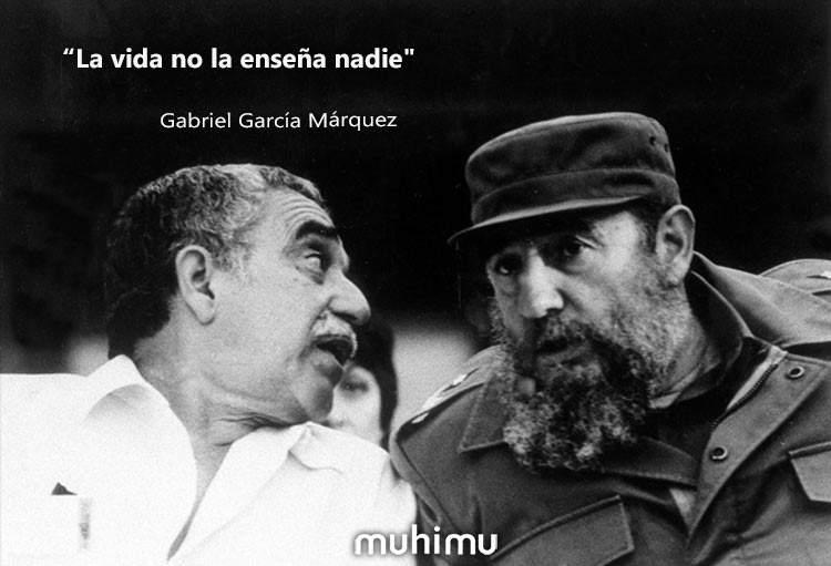 12 frases de Gabriel García Márquez sobre la vida, la muerte y el amor 5