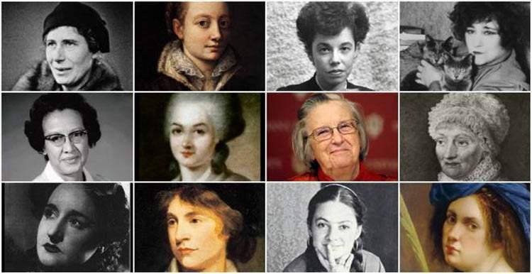 Grandes mujeres que deberían ser recordadas por la historia 2