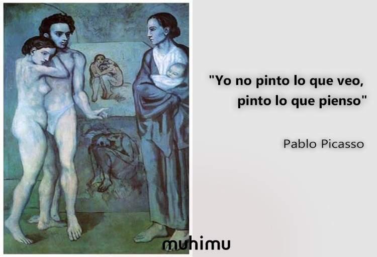 18 frases de Picasso sobre la libertad, la niñez, la juventud, el trabajo y la vida 5