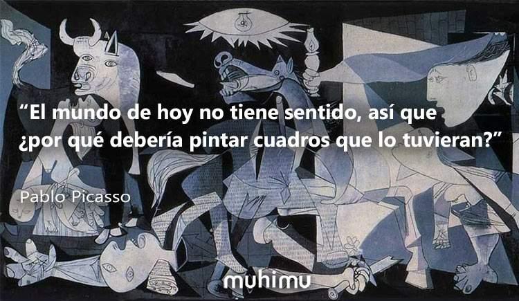 18 frases de Picasso sobre la libertad, la niñez, la juventud, el trabajo y la vida 4