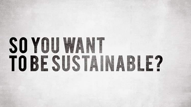 Las razones por las que deberíamos comprar moda sostenible 1