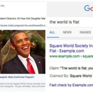 El buscador de Google ya te permite marcar qué noticias son falsas 2