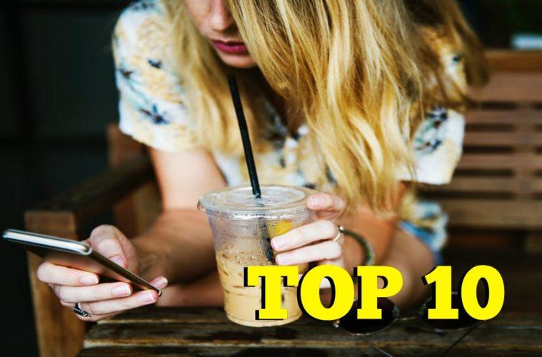 Top 10 de famosos que rechazan estar en redes sociales (y sus porqués) 2