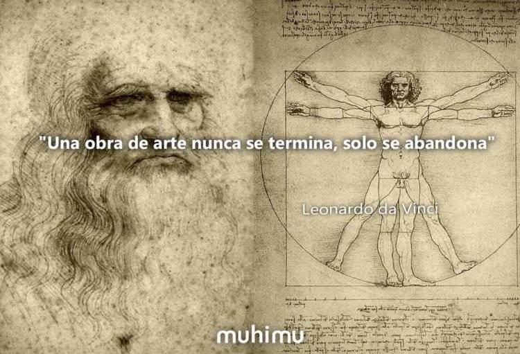 101 frases de Leonardo da Vinci sobre la vida, el arte y las personas 3