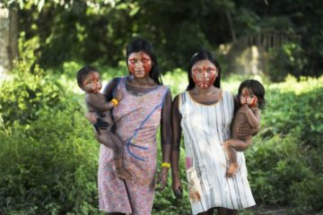Los pueblos indígenas que defienden los bosques de Centroamérica 16