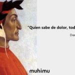 10 frases de Dante Alighieri sobre el amor, la valentía y la dignidad