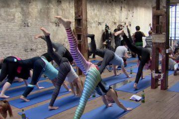 Beer Yoga: la pasión por el yoga y la cerveza unidos en una nueva disciplina 12