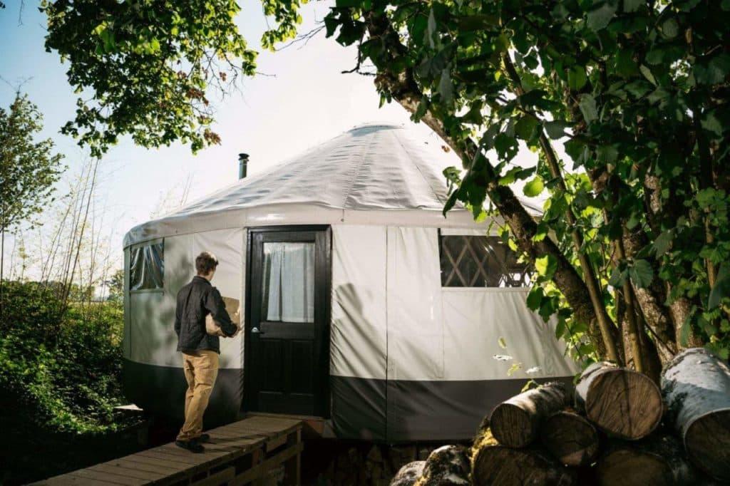 Estas son las ventajas de vivir en una casa circular 2