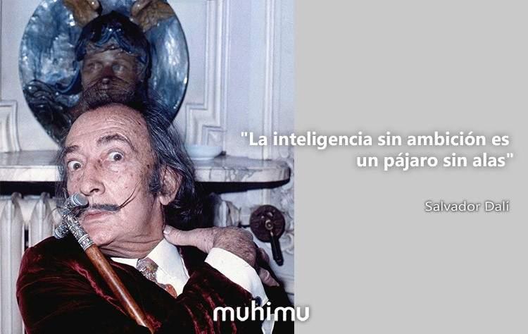 15 frases de Salvador Dalí sobre el tiempo, el arte y la vida 4