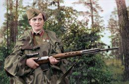 Lady Death y otras francotiradoras soviéticas que aterrorizaron a los nazis 8