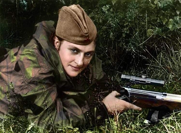 Lady Death y otras francotiradoras soviéticas que aterrorizaron a los nazis 2