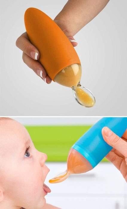 Originales inventos diseñados para hacer más fácil la vida a las familias. Algunos geniales... ¡algunos terribles! 2