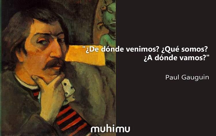 8 intensas frases de Paul Gauguin sobre la juventud, la mujer, la vida y la pintura 1
