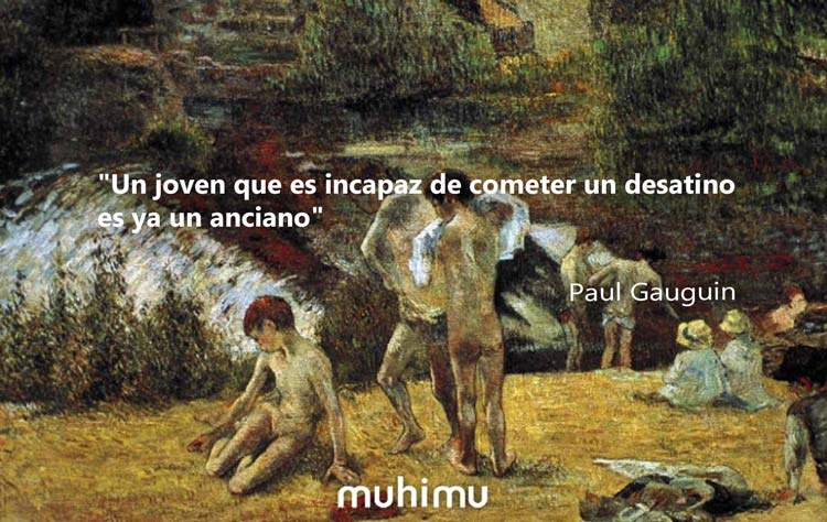 8 intensas frases de Paul Gauguin sobre la juventud, la mujer, la vida y la pintura 3