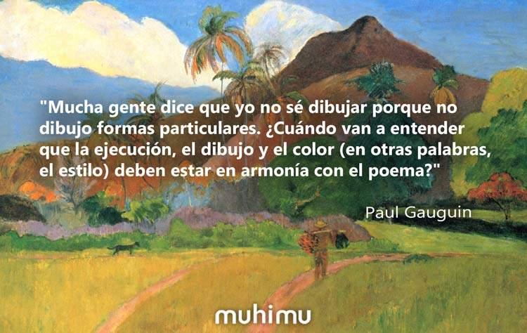 8 intensas frases de Paul Gauguin sobre la juventud, la mujer, la vida y la pintura 4