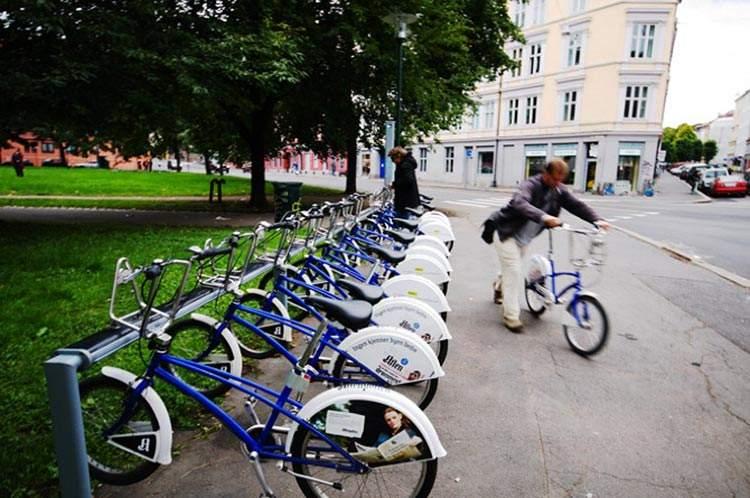 Oslo y Hamburgo apuestan por las energías verdes y las dos ruedas 2