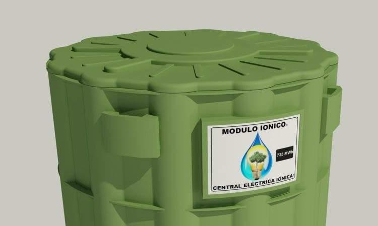 Agua salada como combustible, una nueva manera de consumir electricidad 2