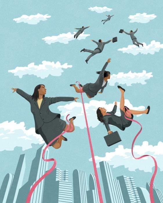 Un repaso a la realidad más satírica a través de las 10 mejores ilustraciones de John Holcroft 7