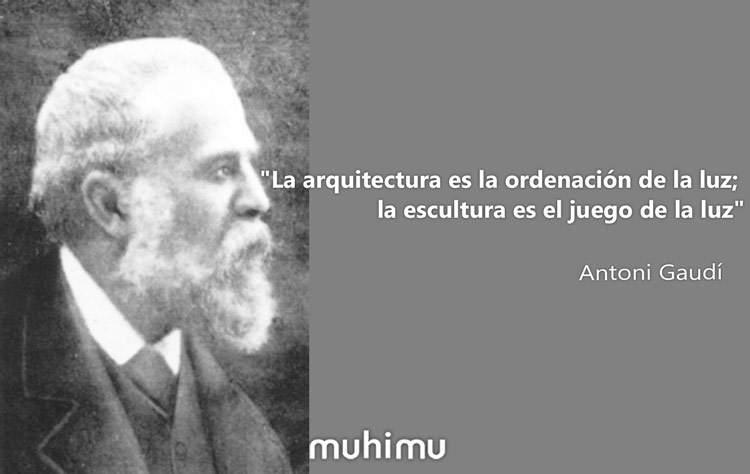 15 frases de Antoni Gaudí sobre la arquitectura, el arte, la belleza y la fe 5