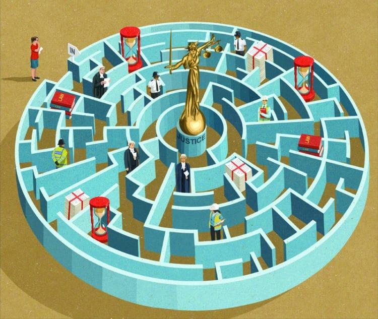 Un repaso a la realidad más satírica a través de las 10 mejores ilustraciones de John Holcroft 2