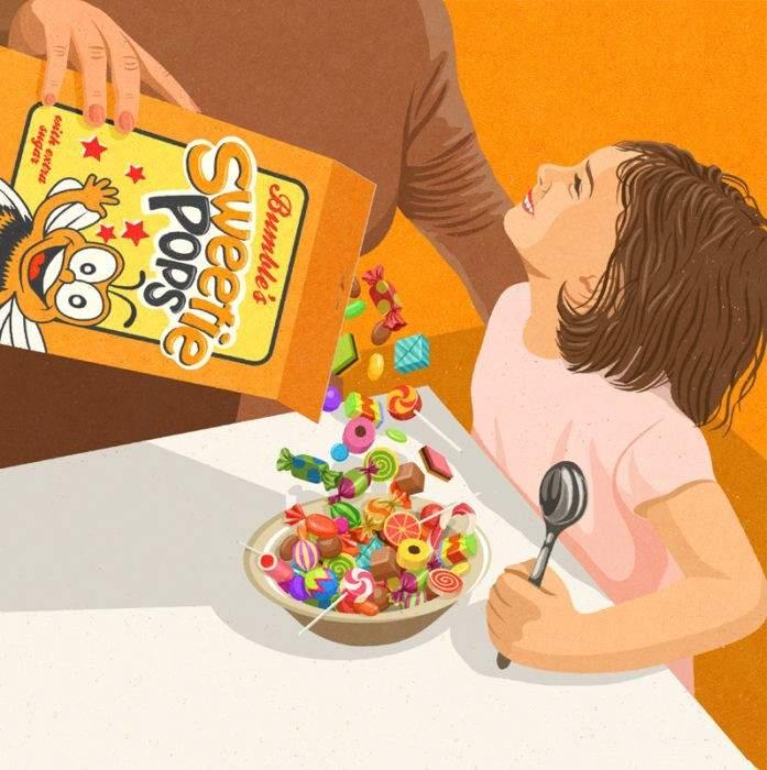 Un repaso a la realidad más satírica a través de las 10 mejores ilustraciones de John Holcroft 5