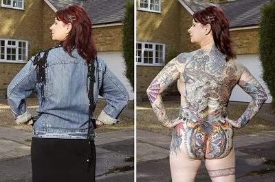 Un fotógrafo capta qué ocurre cuando los prejuicios se esconden bajo la ropa 2
