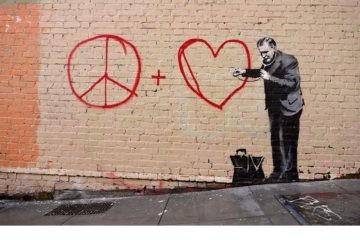 Banksy: su identidad al descubierto 13