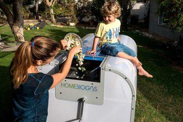 Homebiogas: un compostador que transforma tus residuos orgánicos en gas 12
