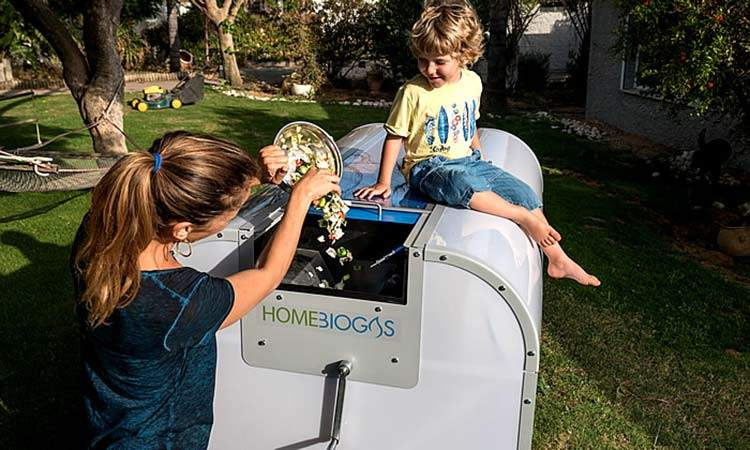 Homebiogas: un compostador que transforma tus residuos orgánicos en gas 2