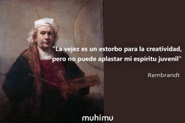 10 frases de Rembrandt sobre la naturaleza, el arte y la vida 10