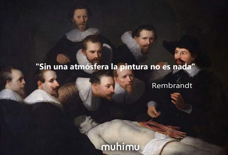 10 frases de Rembrandt sobre la naturaleza, el arte y la vida