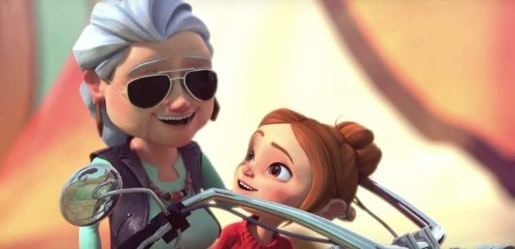 """El corto que nos recuerda porqué """"las abuelas nunca mueren"""", siempre quedan en nuestro corazón 3"""