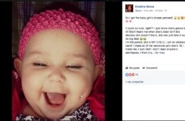 La nueva moda que levanta polémica: poder hacer piercings a los bebés 10