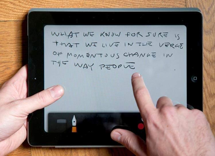 La escritura a mano está cayendo en desuso, ¿sobrevivirá a la era tecnológica? 2