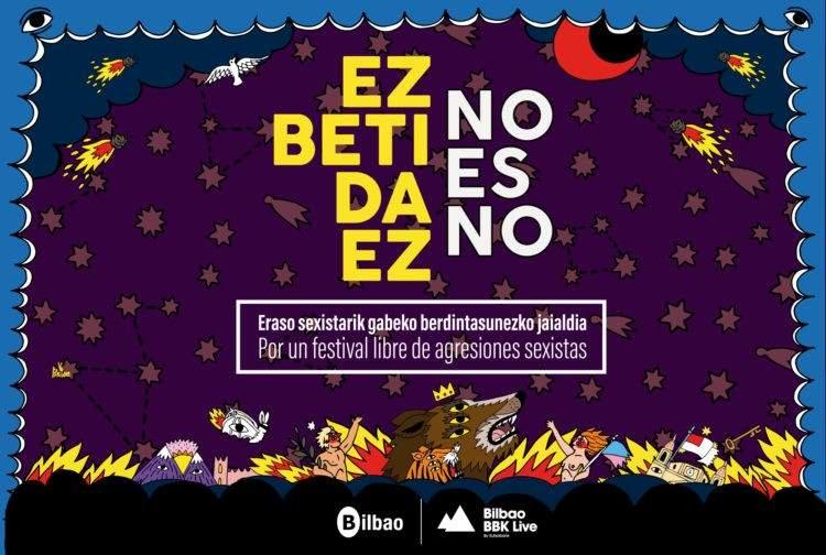 "Festivales que en 2018 se celebrarán ""sin hombres hasta que aprendan a comportarse"" 2"