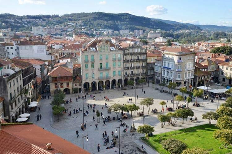 Pontevedra: el sueño de la ciudad sin coches 2