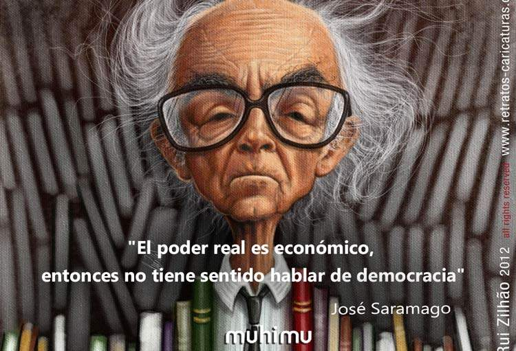 50 Citas Imprescindibles De José Saramago Sobre El Amor La