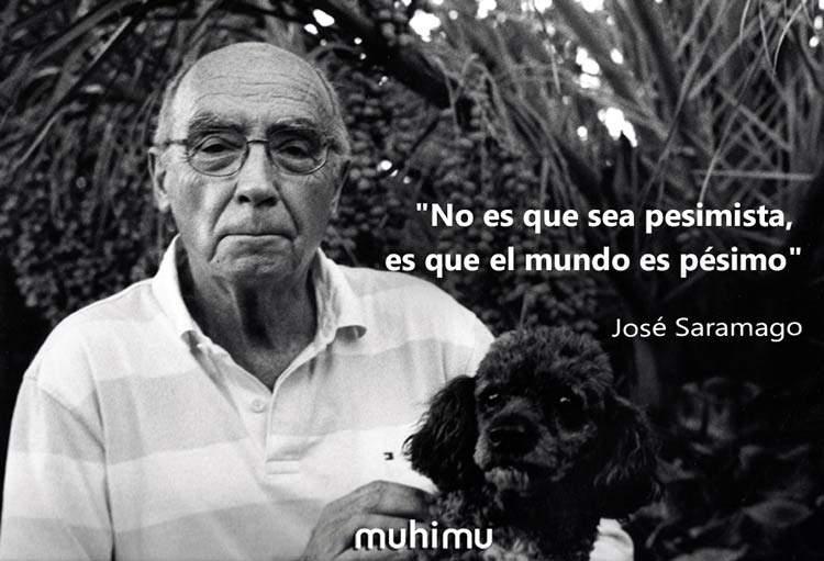 50 citas imprescindibles de José Saramago sobre el amor, la vida y la economía 3