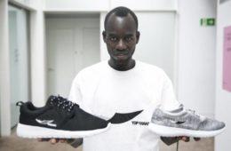 Top Manta: los manteros de Barcelona crean su propia marca de ropa y calzado 10