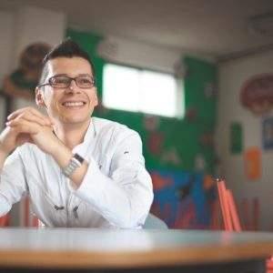 Descubre cómo este profesor consiguió eliminar los embarazos adolescentes 8